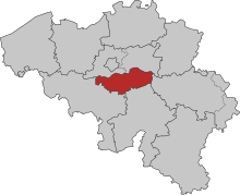 Joint Châssis Brabant Wallon